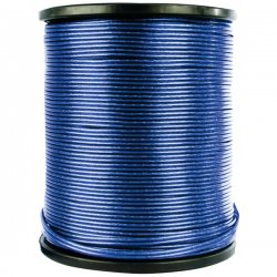 db Link - STPW8BL250Z - db Link STPW8BL250Z Elite Superflex Soft Touch Power Wire - Blue