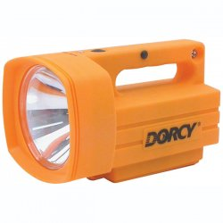 Dorcy - 41-1035 - Dorcy 41-1035 Industrial Rechargeable Xenon Lantern - ABS PlasticBody - Yellow