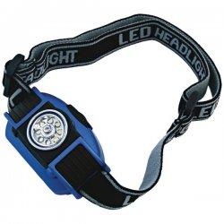 Dorcy - 41-2093 - Dorcy 41-2093 42 Lumen LED Headlight - Bulb - AAA - AluminumBody, ElasticStrap - Assorted