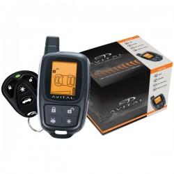 Avital - 5305L - Avital(R) 5305L 5305L 2-Way Security & Remote-Start System with D2D