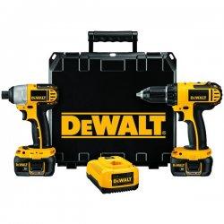 Dewalt - DCK265L - Dewalt DCK265L 18V Compact Drill/Impact Combo Kit