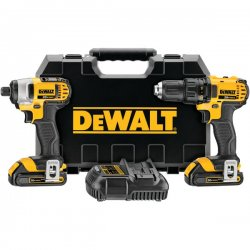 Dewalt - DCK280C2 - Dewalt Cordless Combo Kit