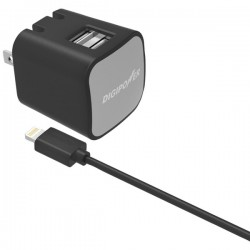DigiPower - IS-AC2DL - Dual Wall Charger Kit