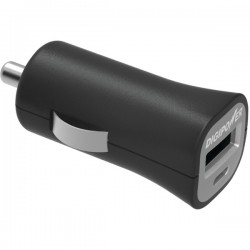 DigiPower - IS-PC2 - DIGIPOWER(R) IS-PC2 InstaSense(TM) 2.4-Amp Single-USB Car Charger