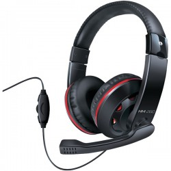 dreamGEAR / iSound - DGHP-5527 - DREAMGEAR DGHP-5527 HM-280 Over-Ear Headphones with Microphone