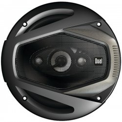 "Dual - DLS654 - DUAL DLS654 DLS Series 4-Way Full-Range Speakers (6.5"", 160 Watts Max)"