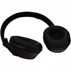 ecko - EKU-LNK2-BK - Ecko Unltd.(R) EKU-LNK2-BK Bluetooth(R) Link2 Over-Ear Headphones with Microphone (Black)
