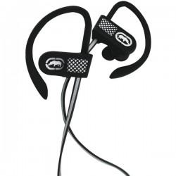 ecko - EKU-RNR2-BK - Ecko Unltd.(R) EKU-RNR2-BK Bluetooth(R) Runner2 Earhook Earbuds with Microphone (Black)