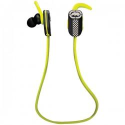 ecko - EKU-RNR-GRN - Ecko Unltd.(R) EKU-RNR-GRN Bluetooth(R) Runner Earbuds with Microphone (Green)