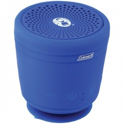 Coleman Company - CBT10TWS-BL - Coleman(R) CBT10TWS-BL Aktiv Sounds(TM) TWS Waterproof Bluetooth(R) Speaker (Blue)