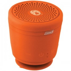 Coleman Company - CBT10TWS-O - Coleman(R) CBT10TWS-O Aktiv Sounds(TM) TWS Waterproof Bluetooth(R) Speaker (Orange)