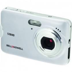 Bell+Howell - S18HD-S - Bell+Howell(R) S18HD-S S18HD 18-Megapixel HD Digital Camera (Silver)