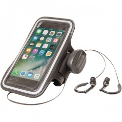 Retrak / Emerge - ETESARM - ReTrak(R) ETESARM Armband with Retractable Sports Hook Earbuds