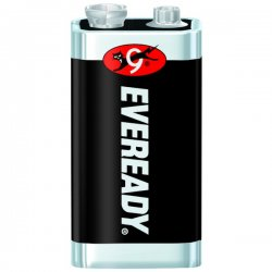 Energizer - 1222SW - Energizer General Purpose Battery - Proprietary - 9V DC