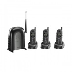 EnGenius - ENGDF1X - EnGenius DuraFon DuraFon 1X Cordless Phone - Cordless - 1 x Phone Line - Speakerphone