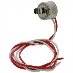 Exact Replacement Parts (ERP) - ER4387490 - ERP(R) ER4387490 Refrigerator Defrost Thermostat (Whirlpool(R) 4387490)