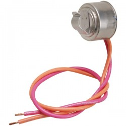 Exact Replacement Parts (ERP) - ERWR50X10068 - ERP(R) ERWR50X10068 Refrigerator Defrost Thermostat (GE(R) WR50X10068)