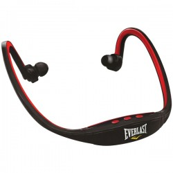 Everlast - EV6829 - Everlast(R) EV6829 Head Rock Bluetooth(R) Headphones with Microphone (Red)