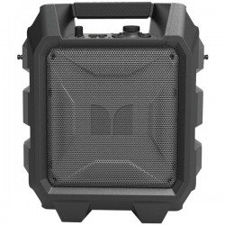 Monster Cable - RRMIN - MONSTER RRMIN Rockin' Roller Mini Portable Indoor/Outdoor Bluetooth(R) Speaker