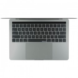 EZQuest - X22313 - EZQuest X22313 Invisible Keyboard Cover with Touch Bar