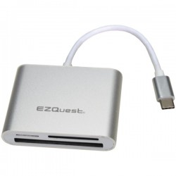 EZQuest - X40011 - EZQuest X40011 USB-C(TM) Card Reader