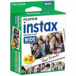 Fujifilm - 16468498 - Fujifilm(R) 16468498 Instax(R) Wide Film Twin Pack