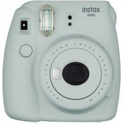 Fujifilm - 16550629 - Fujifilm Instax Mini 9 Instant Film Camera - Instant Film - Smokey White