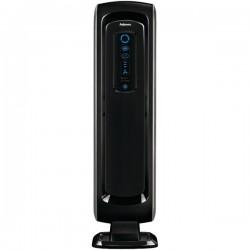 Fellowes - 9286001 - Fellowes AeraMax Air Purifier with Sensor - True HEPA - 90 Sq. ft. - Black, Silver
