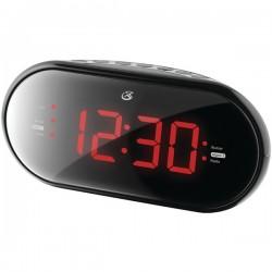 GPX - C253B - GPX(R) C253B Dual Alarm Clock Radio