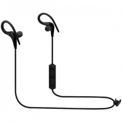 iLive - IAEB06B - ILIVE IAEB06B Bluetooth(R) Earbuds with Microphone (Black)