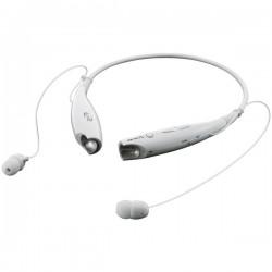 iLive - IAEB25W - iLive IAEB25W Bluetooth(R) Neckband Earbuds (White)