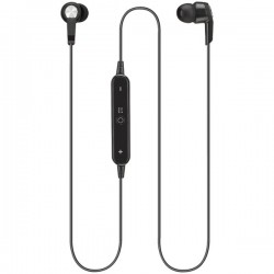 iLive - IAEB6B - Bluetooth Earbuds with Microphone, In-Line Volume and Playback Controls