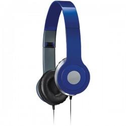 iLive - IAH54BU - iLive IAH54BU Over-Ear Designer Stereo Headphones
