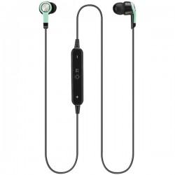 iLive - IAEB6LTL - iLive IAEB6LTL Bluetooth(R) Earbuds (Light Teal)