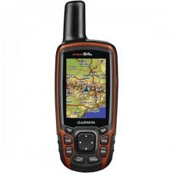 Garmin - 010-01199-10 - Garmin GPSMAP 64s Handheld GPS Navigator - 2.6 - Compass, Barometer, Altimeter, Photo Viewer - microSD - Bluetooth - USB - 16 Hour - 160 x 240