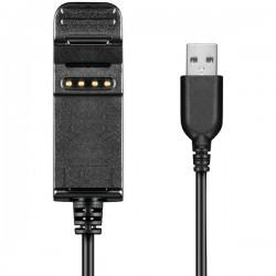 Garmin - 010-12340-00 - Charging/Data Clip (Edge 20/25)