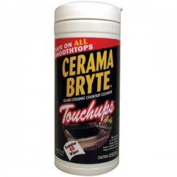 Cerama Bryte - 48635 - Cerama Bryte(R) 48635 Stainless Steel Cleaning Wipes, 35-ct