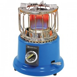 Howard Berger - CZPP21 - Comfort Zone(R) CZPP21 Radiant Portable 2-in-1 Propane Heater
