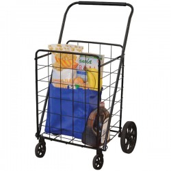 Helping Hand - FQ39720 - Helping Hand(R) FQ39720 4-Wheel Super-Deluxe Swiveler Cart