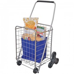 Helping Hand - FQ39905 - Helping Hand(R) FQ39905 3-Wheel Stair-Climbing Folding Cart
