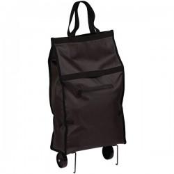 Honey-can-do - CRT-05978 - Honey-Can-Do(R) CRT-05978 Rolling Fabric Bag Cart