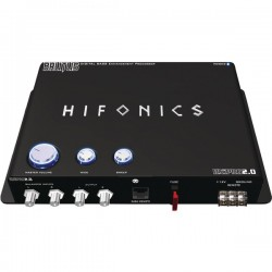 Maxxsonics - BXIPRO 2.0 - Hifonics(R) BXIPRO 2.0 BXiPro 2.0 Digital Bass Enhancement Processor with Noise-Reduction Circuit
