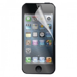iEssentials - IPH5-SCP3 - iEssentials(R) IPH5-SCP3 Screen Protectors for iPhone(R) 5/5s/5c, 3 pk