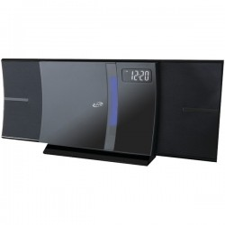 iLive - IHB603B - ILIVE iHB603B Bluetooth(R) Speaker with CD Player & FM Radio