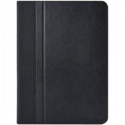 JWin / iLuv - AP5SIMFBK - iLuv Simple Folio AP5SIMF Carrying Case (Portfolio) for iPad Air - Black - Bump Resistant Interior, Dent Resistant Interior, Scratch Resistant Interior