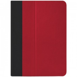 JWin / iLuv - AP5SIMFRE - iLuv AP5SIMF Carrying Case (Folio) for iPad Air - Red