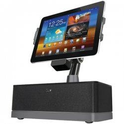JWin / iLuv - ISM524BLK - ILUV ISM524BLK Samsung(R) Galaxy Tab(R) ArtStation Pro Enhanced Sound System