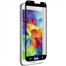zNitro - 700358625701 - zNitro 700358625701 Nitro Glass Screen Protector for Samsung(R) Galaxy S(R) 5 (Black Bezel)
