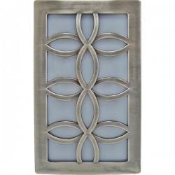 GE (General Electric) - 11257 - GE(R) 11257 Faux Nickel Leaf Design Night-Light