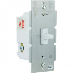 GE (General Electric) - 12727 - GE(R) 12727 Z-Wave(R) In-Wall Toggle On/off Switch